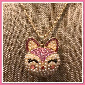 Fox Necklace 🦊